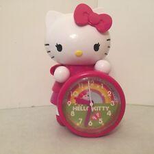 Rare - Hello Kitty - Rainbow Poodle Butterfly - Alarm Clock - Sanrio 2013
