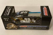 RARE 2014 Josh Wise #98 Dogecoin 1/64 NASCAR Diecast