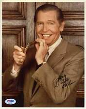 MILTON BERLE PSA/DNA COA SIGNED 8X10 PHOTO AUTHENTICATED AUTOGRAPH
