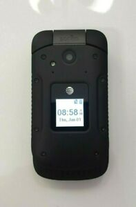 Sonim XP3 XP3800 (AT&T) 4G LTE flip Cell Phone 8GB GSM Rugged