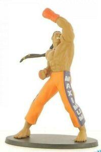 Figurine Street Fighter Dee Jay  12 cm capcom neuf sous blister