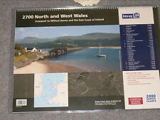 IMRAY CHART PACK 2700 NORTH & WEST WALES - Latest May 2016 Edition NEW