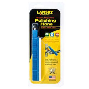 Lansky Super Sapphire Hone For Knife Sharpening System Knife Sharpener