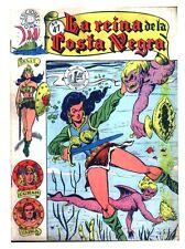 Reprint: LA REINA DE LA COSTA NEGRA #47, Mexican Conan QUEEN OF THE BLACK COAST