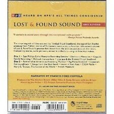 Lost & Found Sound and Beyond by Kitchen Sisters (2004, Unabridged, Compact...