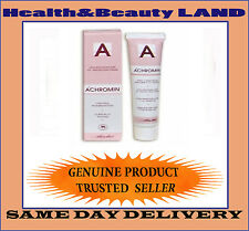 ACHROMIN Whitening Lightening Face Skin Cream 45ml with UV protection