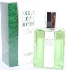 Caron Pour Un Homme 6.7 / 6.8 oz Eau De Toilette Spray for Men New In Box