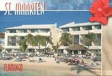 Flamingo Beach Resort Hotel, Sint Maarten, West Indies, Saint Martin -- Postcard