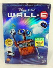 Disney Wall-E DVD Spanish Language Version