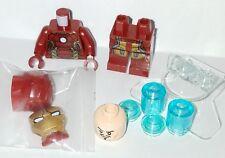 LEGO Marvel IRON MAN MARK 43 MK43 Minifigure 76031 76032 Avengers Age of Ultron
