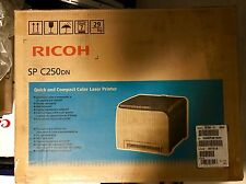 Ricoh SP C250DN Color Wireless Laser Printer #407519 Model# M199-17