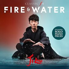 JI LIU 'FIRE & WATER' (Classic FM) CD (19th January 2018)