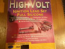 VOLVO 440/460 IGNITION LEAD SET 1.7 B18K ENGINES 1989-1992 OEF099