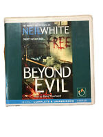 Beyond Evil by , Neil White audiobook unabridged 10CD Kate Thurlwell reads crime