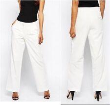 Pantaloni da donna a gamba larga taglia S