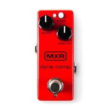 MXR M291 DYNA COMP MINI COMPRESSOR Guitar Effect Pedal