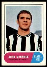 A&BC Football Green Back 1969 (B2) John McNamee - Newcastle United No. 134