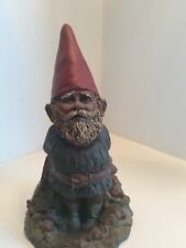 1983 Early Hand Signed Tom Clark Signed Forest Gnome 9 1/2�tall