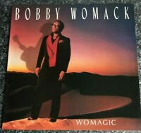 Bobby Womack Womagic Vinyl LP Album Record UK MCG6020 MCA 1986