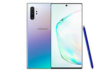 New Samsung Galaxy Note 10 Plus Aura Glow SM-N975F LTE 256GB Sim Free UK