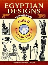 Egyptian Designs (Dover Electronic ... by Dover publications Mixed media product