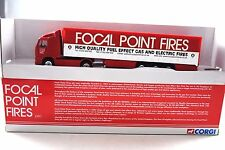 Corgi TY86704 VOLVO Truck & Trailer in FOCAL POINT FIRES Limited Edition MIB