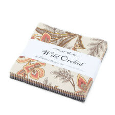 "Moda FABRIC Charm Pack ~ WILD ORCHID ~ by Blackbird Designs 42 - 5"" squares"