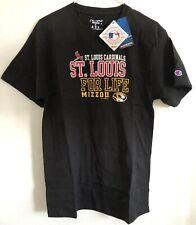 MLB ST. LOUIS CARDINALS FOR LIFE T-SHIRT ~ MEDIUM ~ NEW!!!