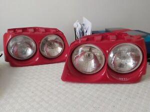 Peugeot 205 GTI Morette Headlights