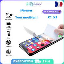 PROTÉCTION ÉCRAN FILM GEL HYDROGEL POUR iPhone 12 PRO 11 Pro XR XS Max X 8 7 6
