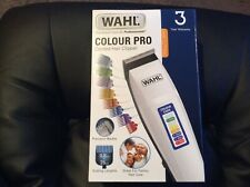 Wahl Colour Pro Styler Hair Clipper 9155-2417X with 8 Attachments Brand New