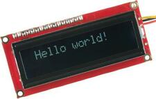 Serial Enabled 16x2 LCD Display Kit, White on Black 5V - SPARKFUN ELECTRONICS