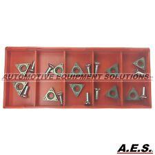 Hunter Positive Rake Carbide Brake Lathe Bits / Inserts 221-640-3