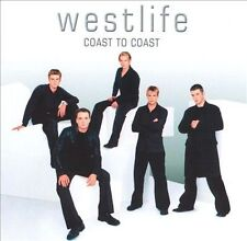 Coast to Coast by Westlife (CD, Jun-2003, BMG International)