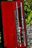 YAMAHA YFL 22N(= YFL 221) FLUTE,GREAT CONDITION! FLAUTO TRAVERSO REVISIONATO