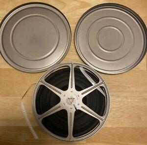 """Scherer 7"""" Metal 8mm Film Reel with Canister/Holder"""