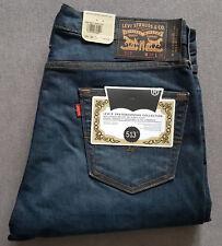 Herren Jeans LEVIS LEVI´S 513 Slim Straight Fit Skateboarding Collection Emb