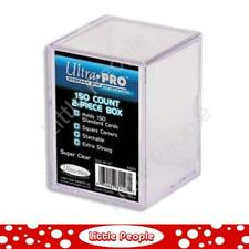 ULTRA PRO 1 x 150 Count TRADING CARD HARD PLASTIC BOX