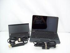 New listing Dell Venue 11 Pro 7130 Intel i3 4Gb 120Gb Ssd Win 10 Tablet w/ Dock & Keyboard