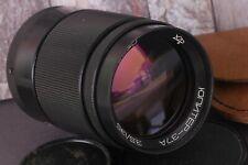 JUPITER-37A 3.5/135mm Sonnar lens copy M42 Zenit Pentax USSR Olympiad 80 Case