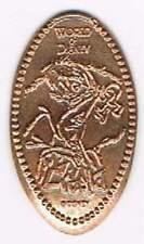 Pressed Pennies Elongated Penny - Disney - Cruella (a163)