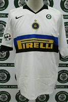 maglia calcio VERON INTER TG L 2005/06 shirt maillot camiseta trikot jersey