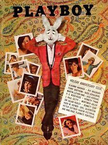Playboy January 1965, Vol 12 No 1