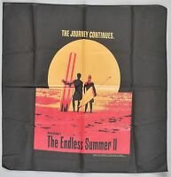 The Endless Summer II 1994 Movie Promo Scarf Surfing Bruce Brown Vintage