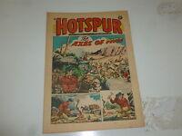 The HOTSPUR Comic - No 424 - Date 02/12/1967 - UK Paper Comic