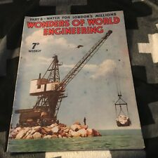 WONDERS OF WORLD ENGINEERING. PART 8. 1938
