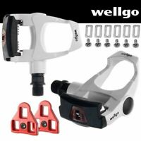 Repacked Wellgo Road Bike Pedals Look ARC Compatible with Cleats White