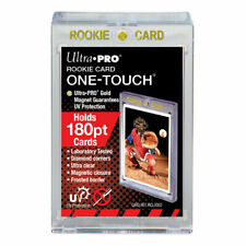 Ultra Pro One Touch 180pt GOLD ROOKIE Super Thick Magnetic Trading Card Holder