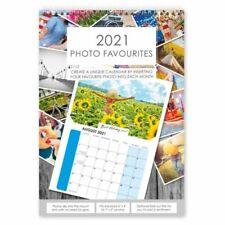 Design Group 2021 Photo Favourites Calendar - Multicolore