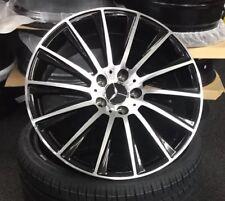 "19"" Mercedes AMG Turbine Style alloy wheels + 235/35/19 265/30/19 tyres"